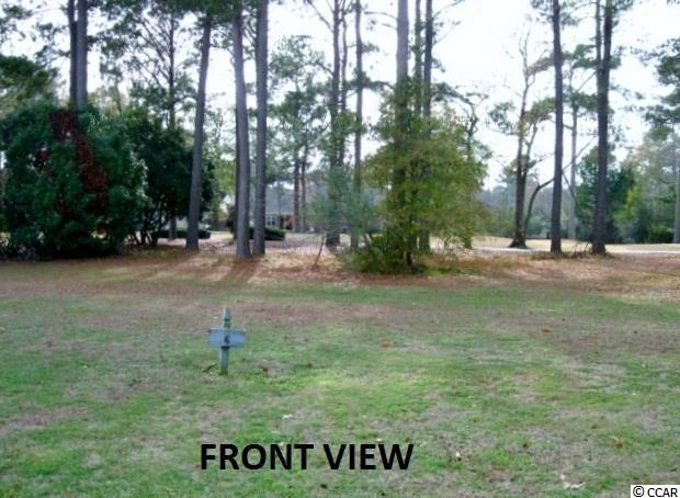 Lot 9 Golf Court View, Pawleys Island, SC 29585 (MLS #1800066) :: Myrtle Beach Rental Connections