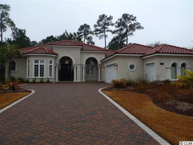8285 Leone Circle, Myrtle Beach, SC 29579 (MLS #1800441) :: The Litchfield Company