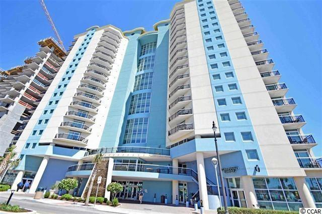 504 N Ocean Blvd #402, Myrtle Beach, SC 29578 (MLS #1800866) :: Silver Coast Realty