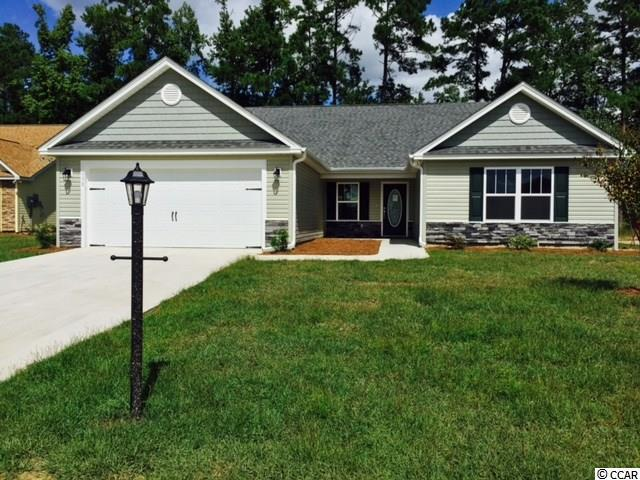 324 Sun Colony Blvd, Longs, SC 29568 (MLS #1801359) :: The Litchfield Company
