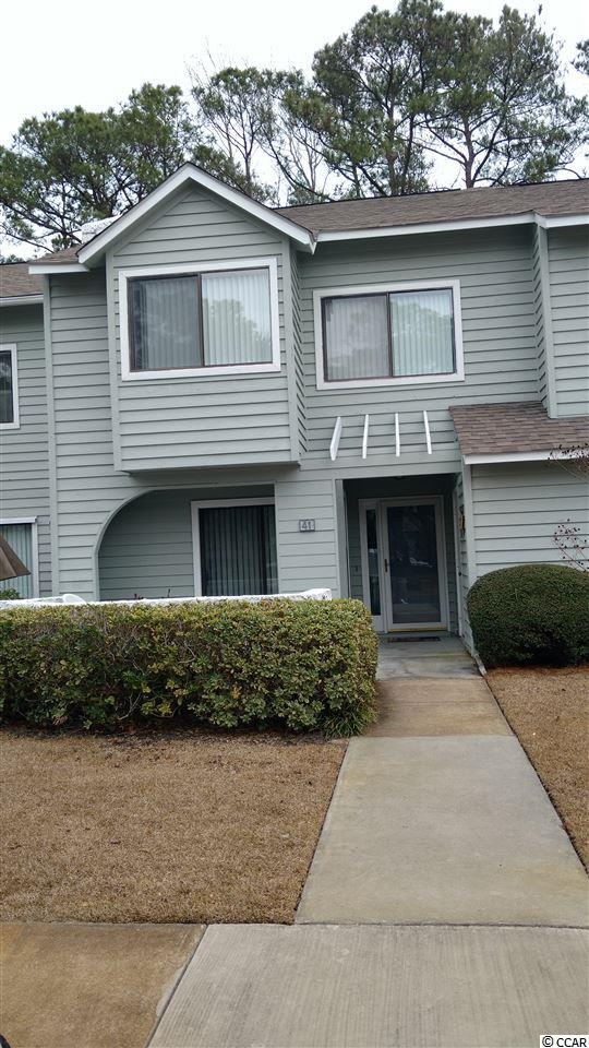 41 Shadow Moss Place #41, North Myrtle Beach, SC 29582 (MLS #1801453) :: James W. Smith Real Estate Co.
