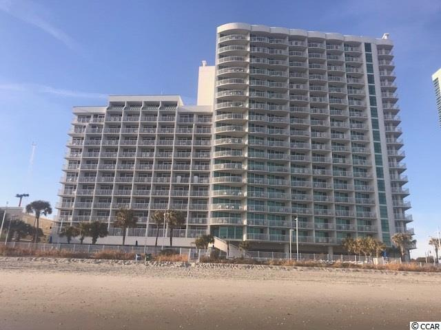 201 S Ocean Boulevard #820, Myrtle Beach, SC 29577 (MLS #1801571) :: Trading Spaces Realty