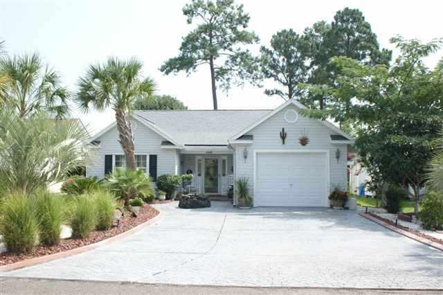 6448 Sweet Gumtrail, Myrtle Beach, SC 29588 (MLS #1801583) :: Trading Spaces Realty