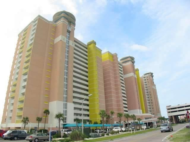 2701 S Ocean Blvd #1910, North Myrtle Beach, SC 29582 (MLS #1801725) :: James W. Smith Real Estate Co.