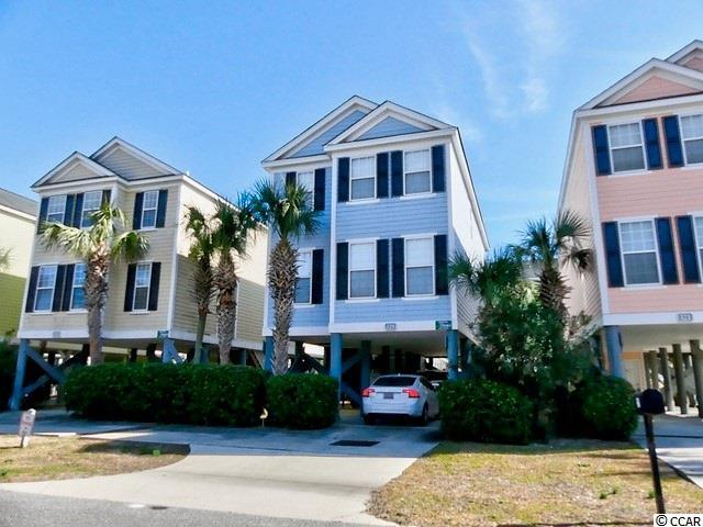 319 S Dogwood Drive, Surfside Beach, SC 29575 (MLS #1802529) :: The Litchfield Company