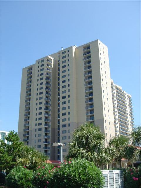 8560 Queensway Blvd. #1505, Myrtle Beach, SC 29572 (MLS #1802571) :: Trading Spaces Realty