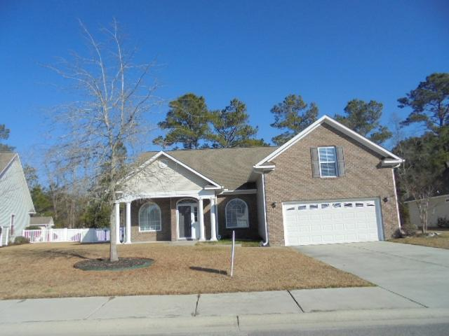 362 Southern Breezes Circle, Murrells Inlet, SC 29576 (MLS #1802688) :: Myrtle Beach Rental Connections