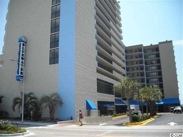 2001 S Ocean Boulevard #1302, Myrtle Beach, SC 29577 (MLS #1802883) :: The Litchfield Company