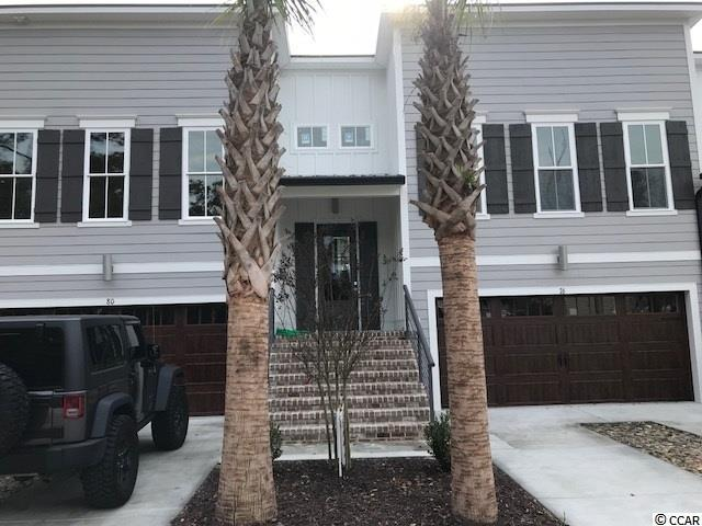 unit 2 Shady Moss Loop #2, Murrells Inlet, SC 29576 (MLS #1803450) :: The Litchfield Company