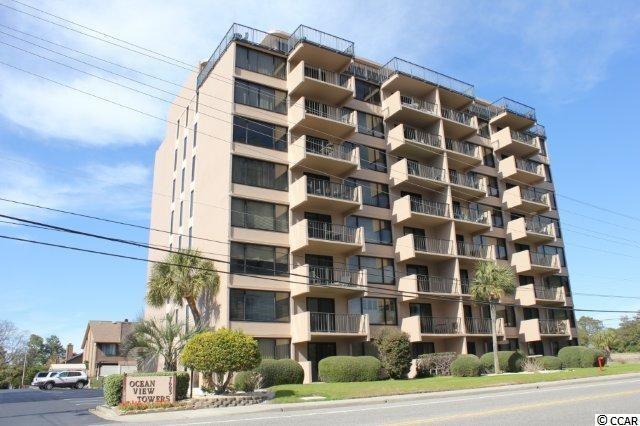 7601 N Ocean Blvd. 7C, Myrtle Beach, SC 29572 (MLS #1803530) :: The HOMES and VALOR TEAM