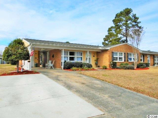 761 Sycamore Avenue #761, Myrtle Beach, SC 29577 (MLS #1803586) :: James W. Smith Real Estate Co.