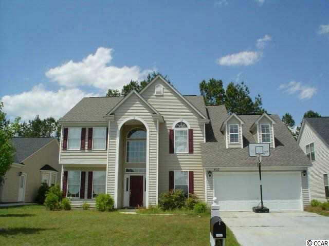 402 Blackberry Lane, Myrtle Beach, SC 29579 (MLS #1803836) :: SC Beach Real Estate