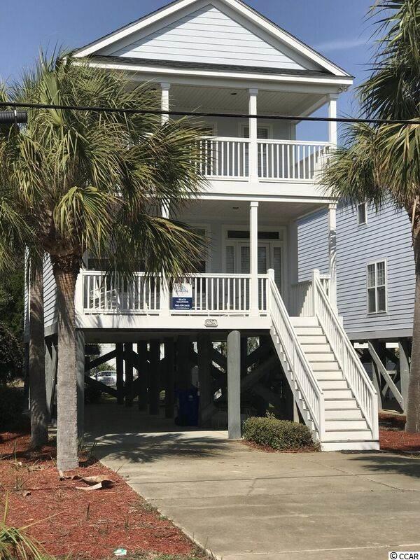 312 A N Ocean Blvd, Surfside Beach, SC 29575 (MLS #1804419) :: The Litchfield Company