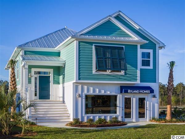 293 Splendor Circle, Murrells Inlet, SC 29576 (MLS #1805086) :: The Litchfield Company
