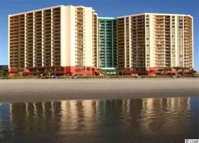 2710 N Ocean Blvd #1038, Myrtle Beach, SC 29577 (MLS #1805242) :: The Hoffman Group