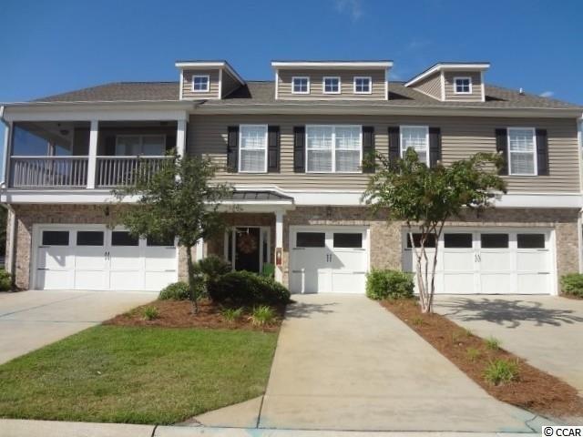 105 Mountain Ash Lane C, Myrtle Beach, SC 29579 (MLS #1805256) :: Trading Spaces Realty