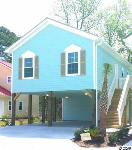 4418 Grande Harbour, Little River, SC 29566 (MLS #1805868) :: SC Beach Real Estate
