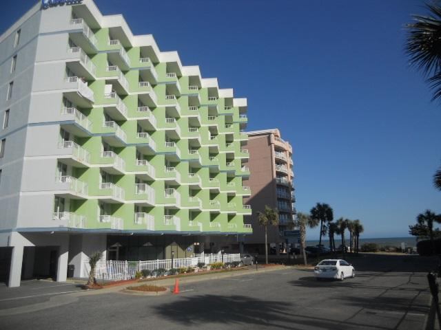 7000 N Ocean Blvd #133, Myrtle Beach, SC 29572 (MLS #1805892) :: The Litchfield Company