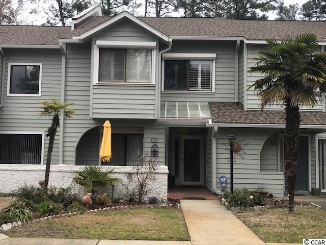 73 Shadow Moss Place #73, North Myrtle Beach, SC 29582 (MLS #1805970) :: The Greg Sisson Team with RE/MAX First Choice