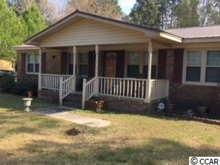 1107 Cox Ferry Road, Conway, SC 29526 (MLS #1805983) :: The HOMES and VALOR TEAM
