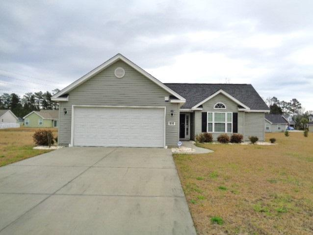 619 Cottage Oaks Circle, Myrtle Beach, SC 29579 (MLS #1806052) :: The HOMES and VALOR TEAM