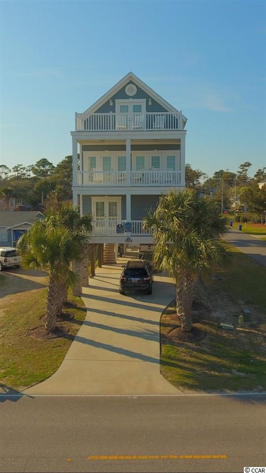 410 S Ocean Boulevard, Surfside Beach, SC 29575 (MLS #1806067) :: SC Beach Real Estate
