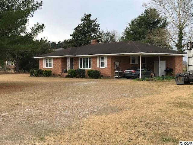 3541 S Hwy 501, Mullins, SC 29574 (MLS #1806157) :: Sloan Realty Group