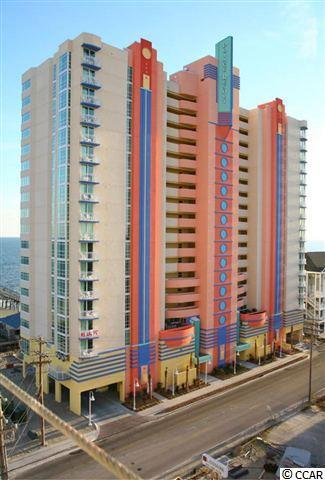 3500 N Ocean Blvd #510, North Myrtle Beach, SC 29582 (MLS #1806176) :: Resort Brokerage