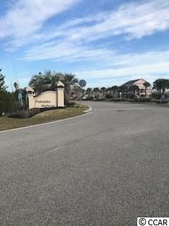 Lot 72 Palmetto Harbour Dr., North Myrtle Beach, SC 29582 (MLS #1806467) :: The Litchfield Company