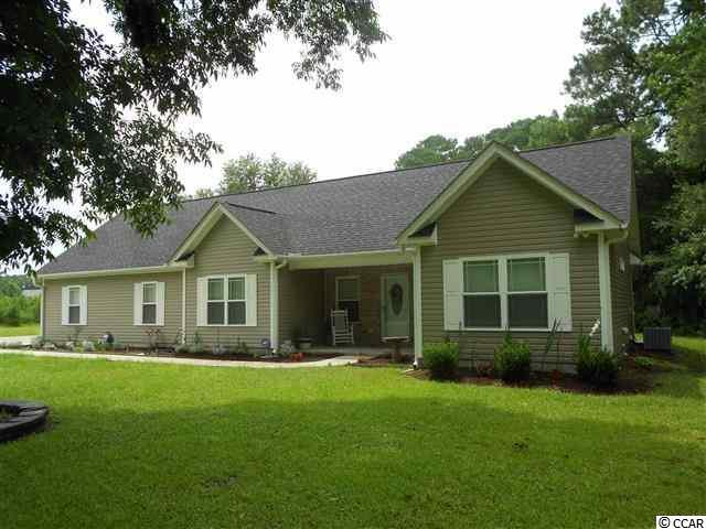 3760 Journeys End Road, Murrells Inlet, SC 29576 (MLS #1806613) :: Trading Spaces Realty