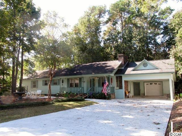 12 Cheyenne Rd, Myrtle Beach, SC 29588 (MLS #1806742) :: The Litchfield Company