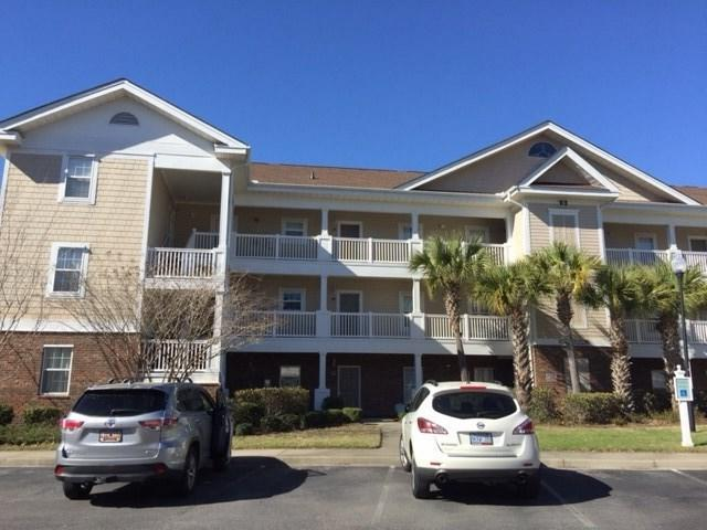 5825 Catalina Drive #331, North Myrtle Beach, SC 29582 (MLS #1806887) :: The Litchfield Company