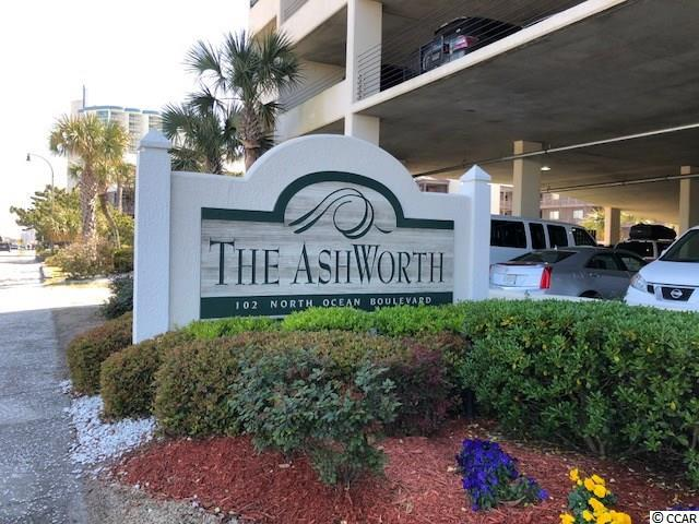 102 N Ocean Blvd #802, North Myrtle Beach, SC 29582 (MLS #1807075) :: The Litchfield Company