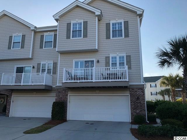 601 Hillside Dr N #804, North Myrtle Beach, SC 29582 (MLS #1807199) :: Myrtle Beach Rental Connections