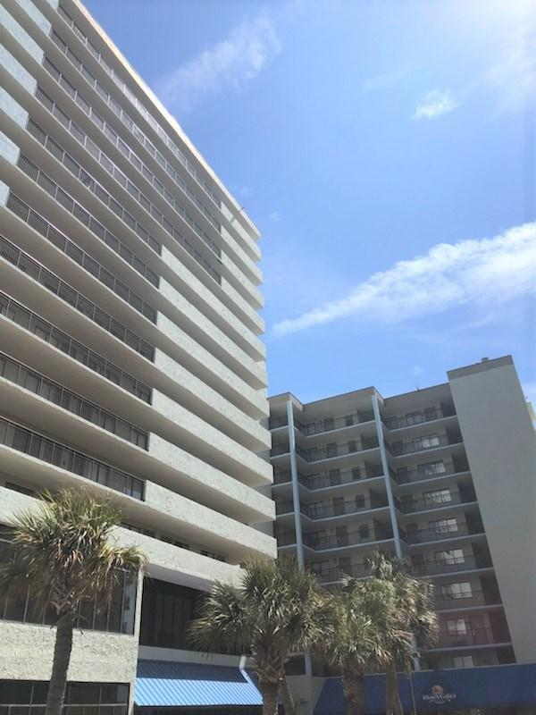 2001 S Ocean Blvd #201, Myrtle Beach, SC 29572 (MLS #1807342) :: The Litchfield Company