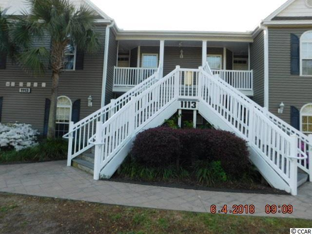 1113 Peace Pipe Place #103, Myrtle Beach, SC 29579 (MLS #1807397) :: The Hoffman Group