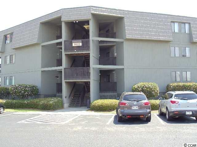 9670 Shore Drive #134, Myrtle Beach, SC 29572 (MLS #1807572) :: James W. Smith Real Estate Co.