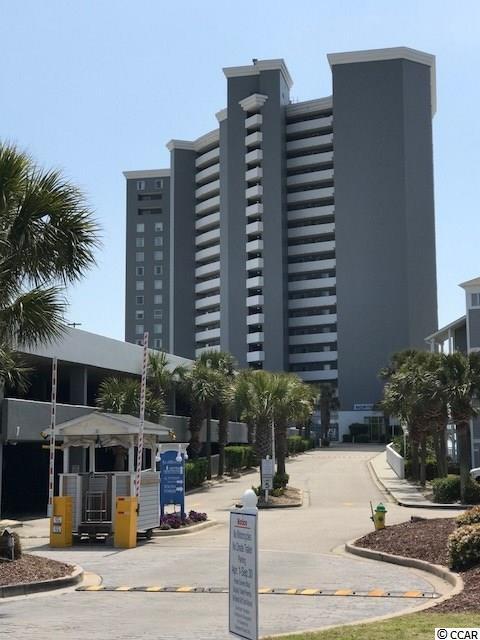 158 Seawatch Dr #807, Myrtle Beach, SC 29572 (MLS #1807829) :: The Litchfield Company