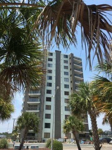 400 20th Avenue North #706, Myrtle Beach, SC 29577 (MLS #1807958) :: The Hoffman Group