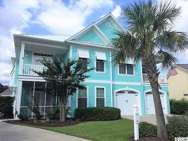368 St Catherine Bay Ct, Myrtle Beach, SC 29575 (MLS #1808172) :: The Litchfield Company