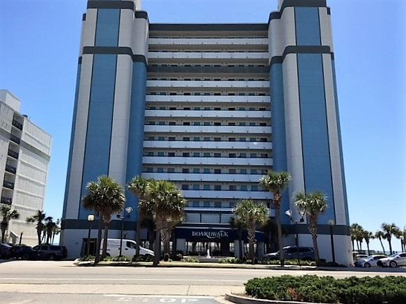 2300 N Ocean Blvd #931, Myrtle Beach, SC 29577 (MLS #1808257) :: The Litchfield Company