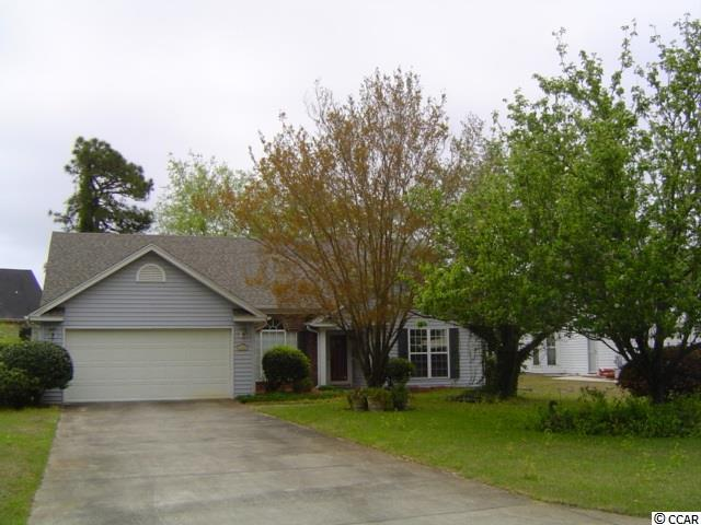 1472 Avalon Drive, Surfside Beach, SC 29575 (MLS #1808317) :: Trading Spaces Realty
