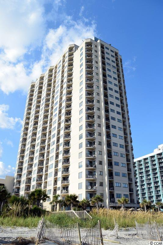 1605 S Ocean Blvd #507 #507, Myrtle Beach, SC 29577 (MLS #1808345) :: Myrtle Beach Rental Connections