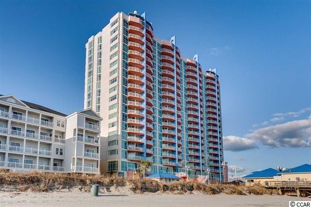 3500 N Ocean Blvd #1008, North Myrtle Beach, SC 29582 (MLS #1808440) :: Silver Coast Realty