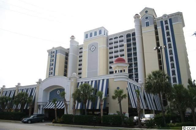 2311 S Ocean Blvd #868, Myrtle Beach, SC 29577 (MLS #1808547) :: James W. Smith Real Estate Co.