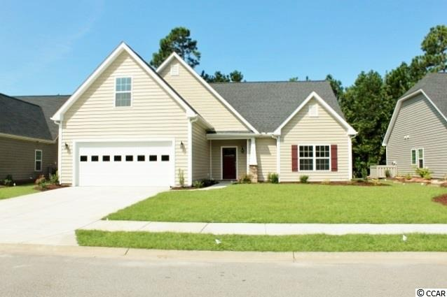 8020 Swansong Circle, Myrtle Beach, SC 29579 (MLS #1808630) :: The Litchfield Company