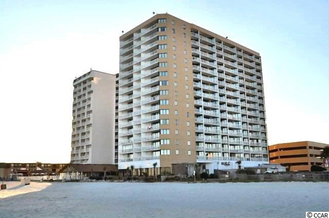 9550 Shore Drive #1119, Myrtle Beach, SC 29572 (MLS #1808672) :: The Hoffman Group