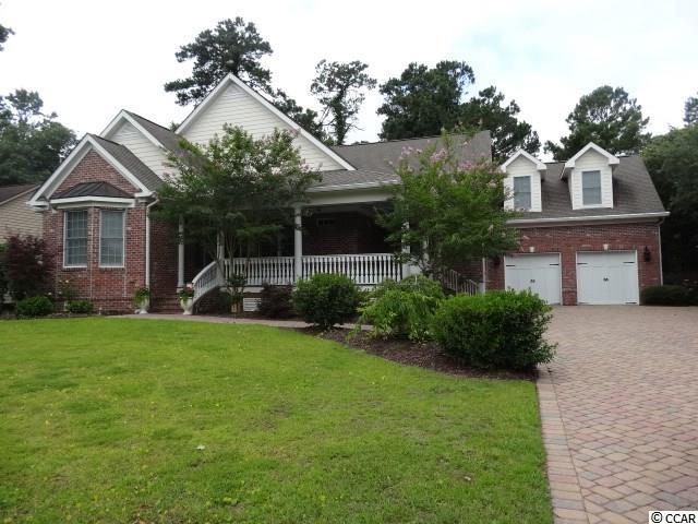 1705 27th Ave. N, North Myrtle Beach, SC 29582 (MLS #1808826) :: The Litchfield Company