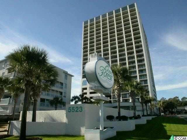 5523 N Ocean Blvd #607 #607, Myrtle Beach, SC 29577 (MLS #1809812) :: Silver Coast Realty