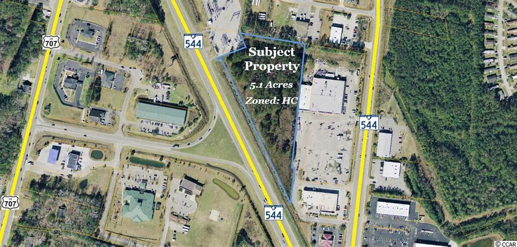 TBD 5.1 Acres Highway 544 - Photo 1